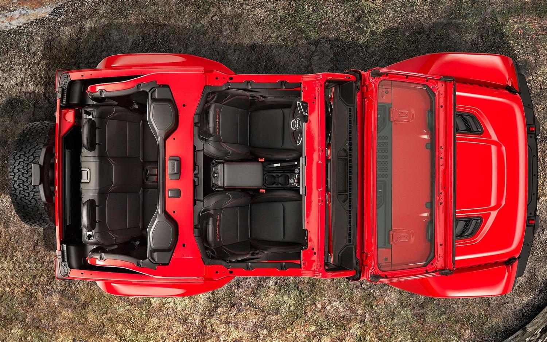 Comparison Jeep Wrangler JL 2018 Vs Infiniti QX30
