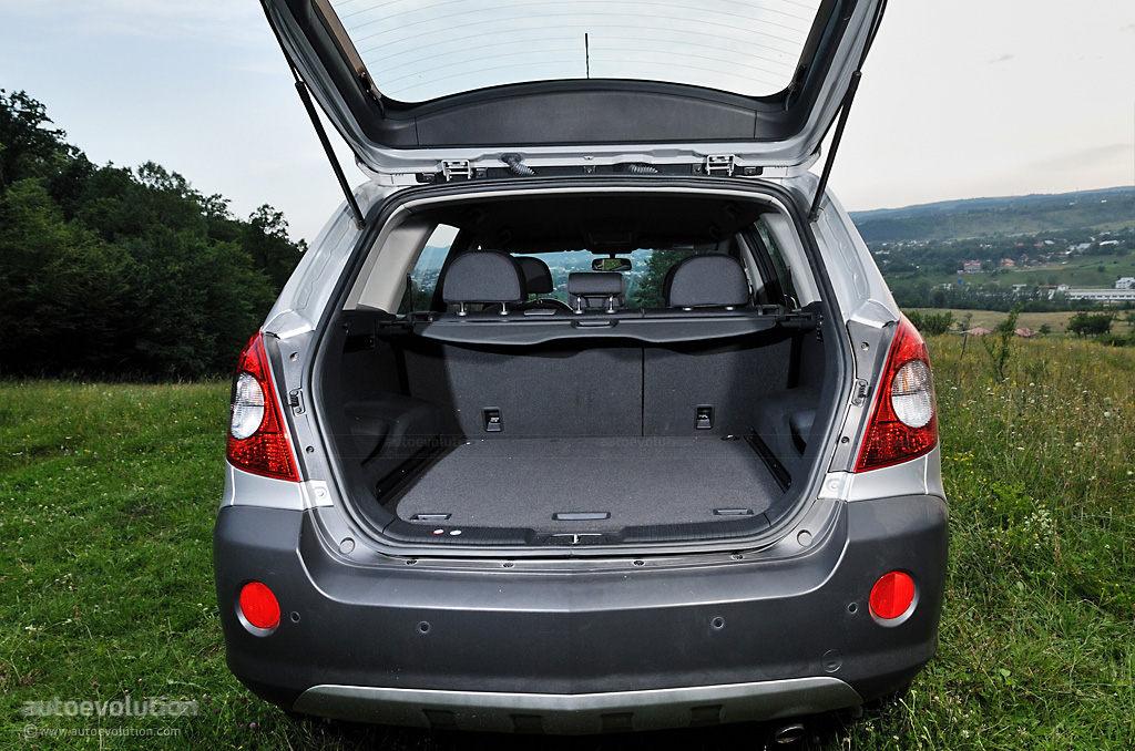 Comparison Opel Antara 2015 Vs Lincoln Mkx 2016
