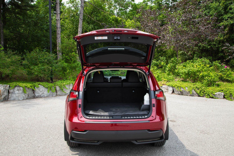 Ford Escape Titanium >> Comparison - Lexus NX 300h Base Hybrid - vs - Ford Kuga ...