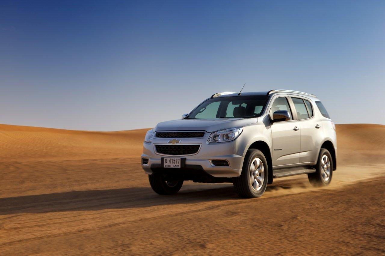 2016 Chevy Trailblazer >> Comparison - Chevrolet Traverse SUV 2015 - vs - Chevrolet TrailBlazer 2015 | SUV Drive