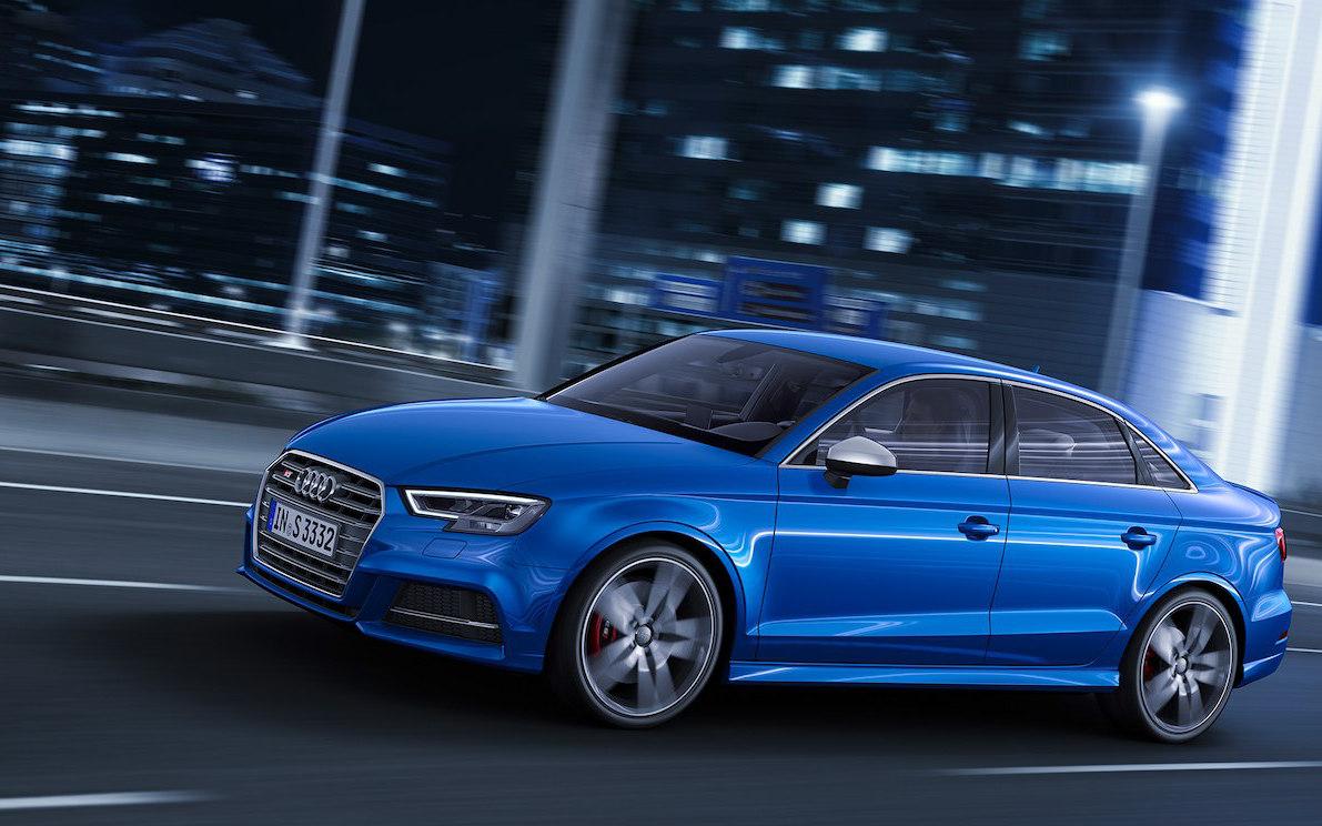 Comparison Audi S3 Prestige Quattro 2018 Vs Bmw 6