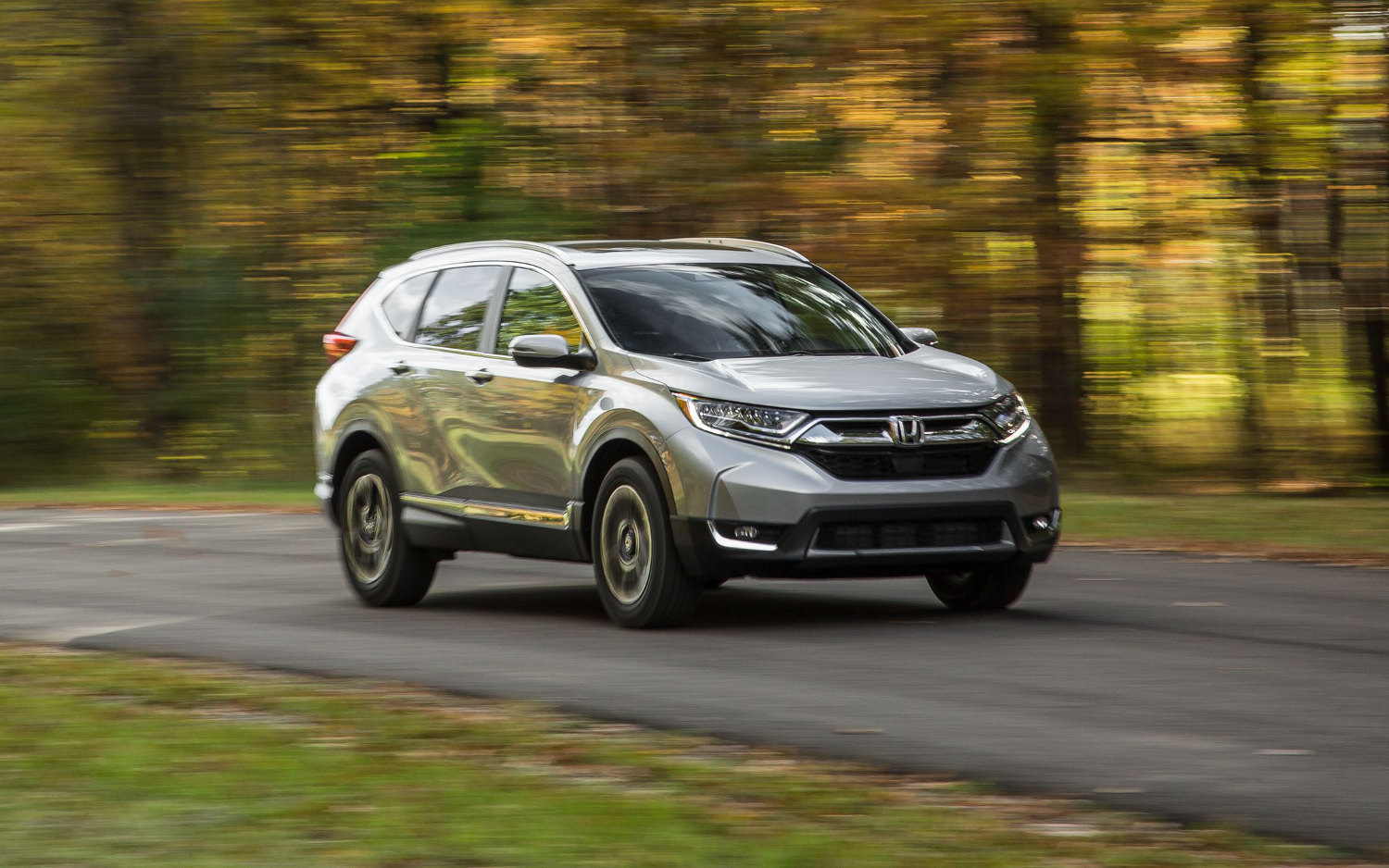 Rdx Vs Crv >> Comparison - Honda CR-V EX-L 2018 - vs - Infiniti QX50 ...