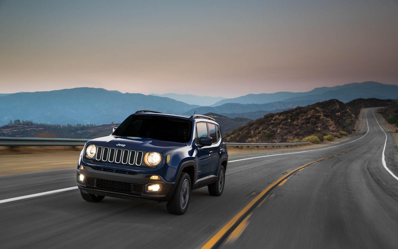 Jeep Renegade Trailhawk Anvil Color >> Comparison - Jeep Renegade Trailhawk 2018 - vs - Jeep Cherokee Limited 2019 | SUV Drive
