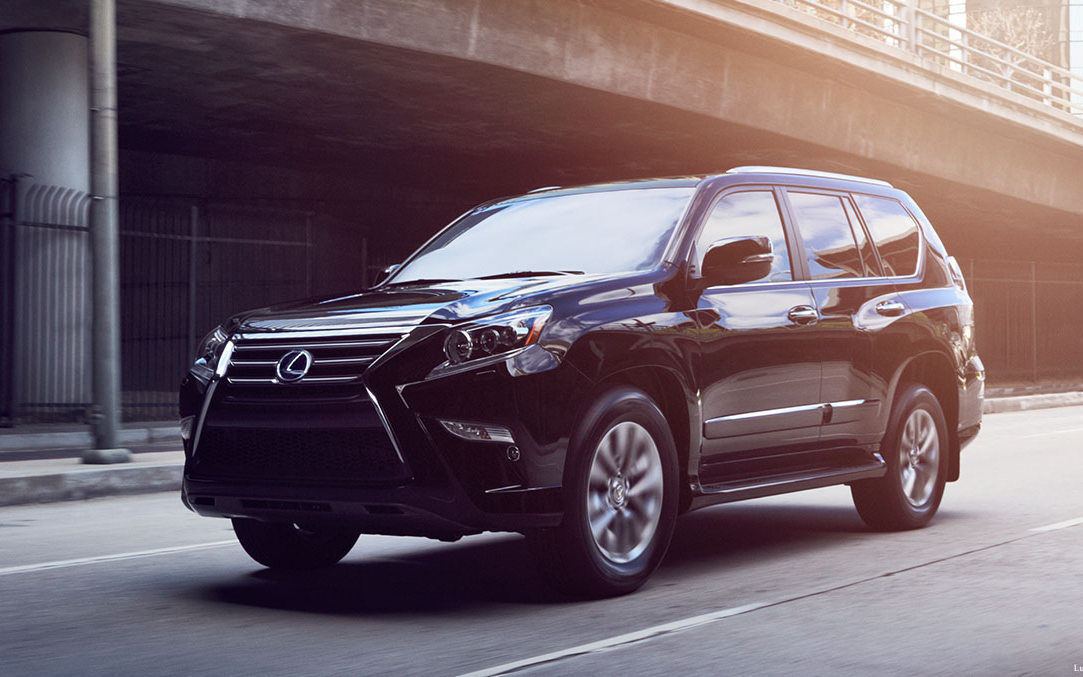 comparison lexus gx  luxury   toyota land cruiser prado  suv drive