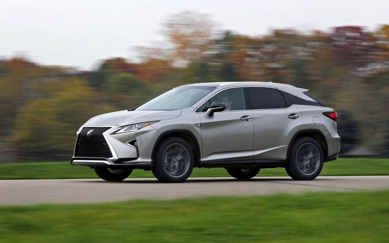 Comparison Lexus RX 350 2016 Vs Nissan Qashqai Black