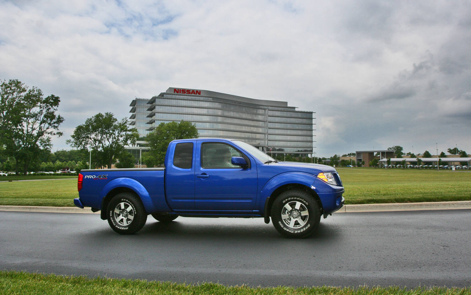 Nissan Frontier King Cab SV 2015