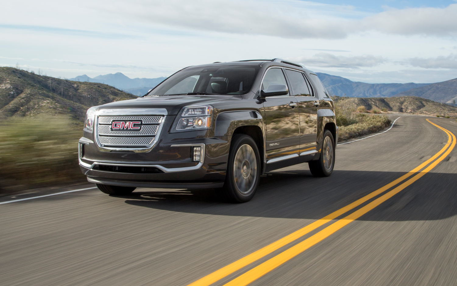 Comparison Gmc Terrain Denali 2017 Vs Gmc Terrain