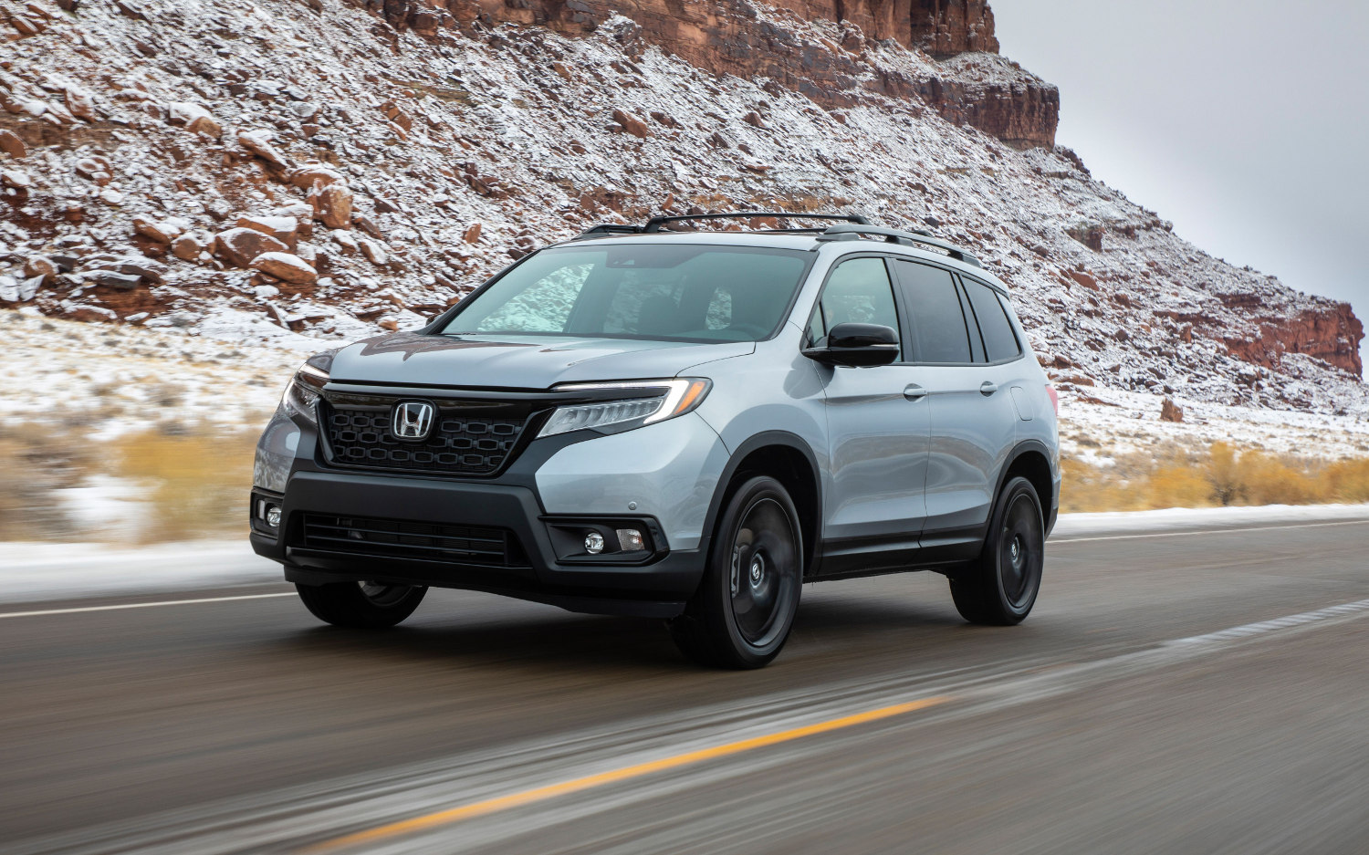 Comparison Honda CR V EX 2019 vs Honda Passport