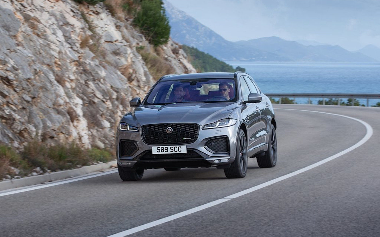 Jaguar F-Pace 2021 | SUV Drive