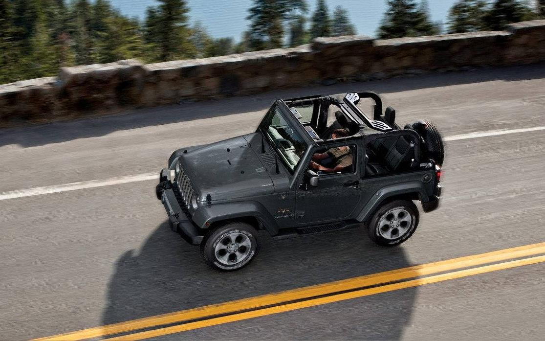 Jeep Wrangler Seats >> Jeep Wrangler Unlimited Rubicon Hard Rock Convertible 2017 | SUV Drive