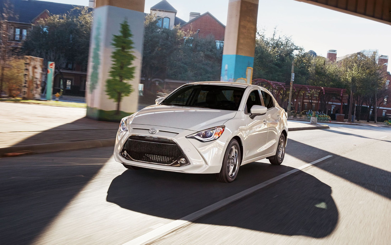 Comparison Toyota Yaris Xle 2019 Vs Ford Fiesta