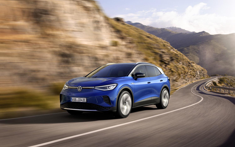 Comparison - Volkswagen ID.4 Pro 2021 - vs - Tesla Model 3 ...