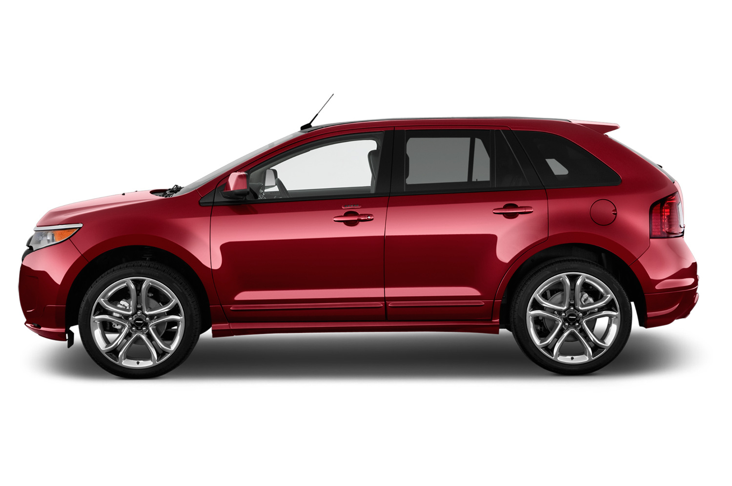 Comparison - Ford Edge Sport 2016 - vs - Jaguar F-Pace R ...