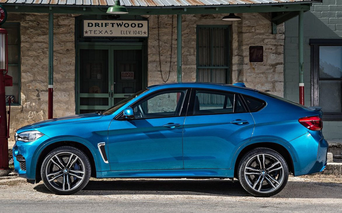 Comparison Bmw X6 M 2017 Vs Bmw X5 M 2017 Suv Drive