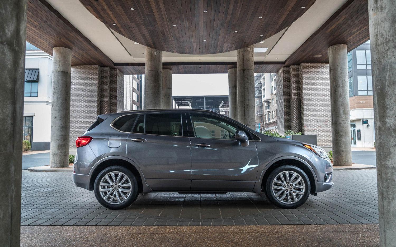 Comparison - Ford Puma Hybrid 2020 - vs - Buick Envision ...