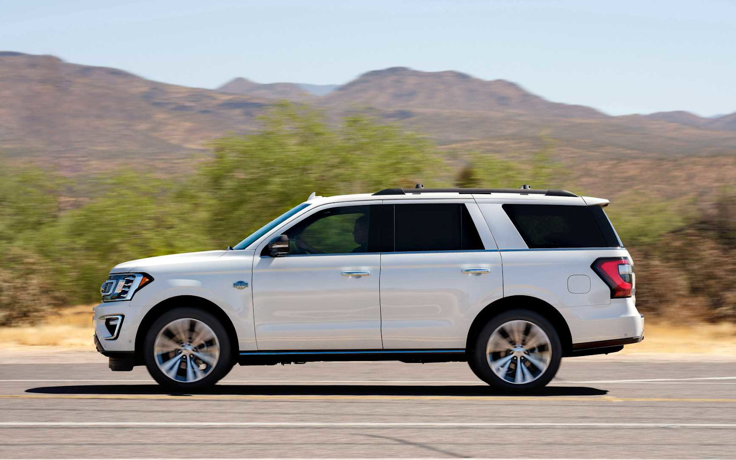 ford expedition king ranch 2020  suv drive