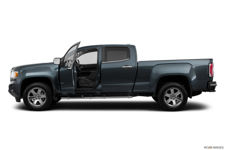 Comparison - Toyota Tacoma Double-cab TRD PRO 2015 - vs ...