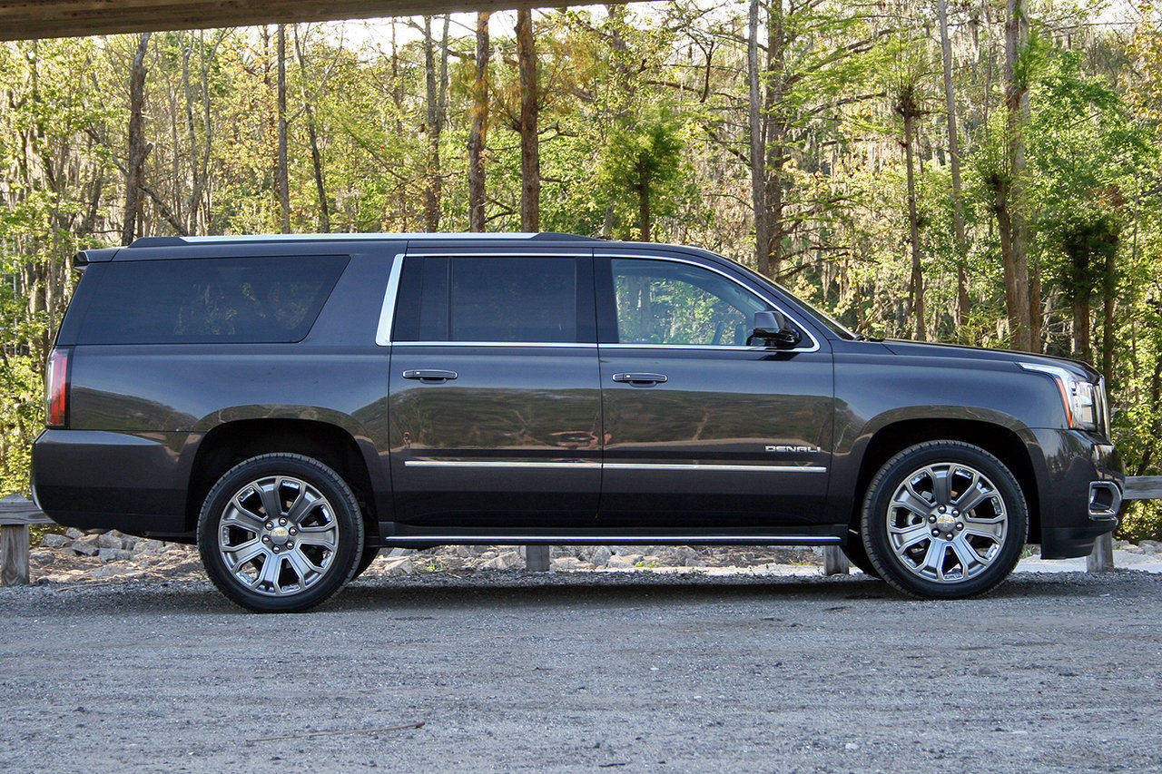 Luxury Suv Side By Side Comparison