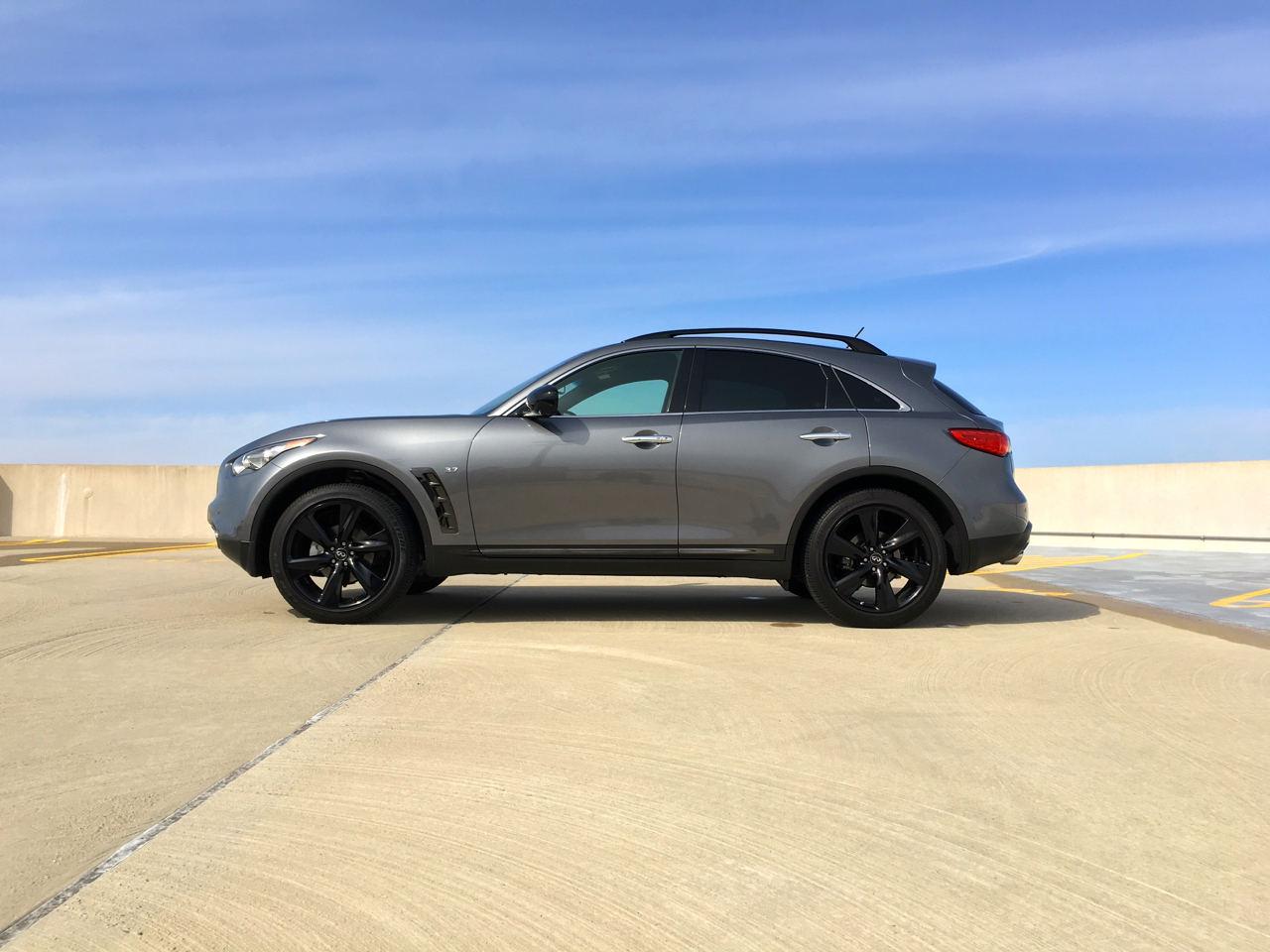 Black Qx70 >> Infiniti QX70 2016 | SUV Drive
