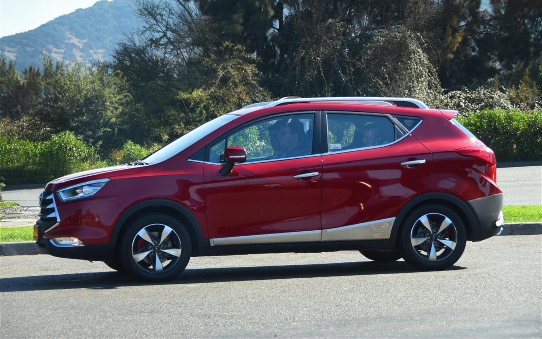 Comparison - Toyota FJ...