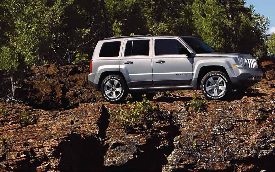Jeep Patriot 2015 | SUV Drive