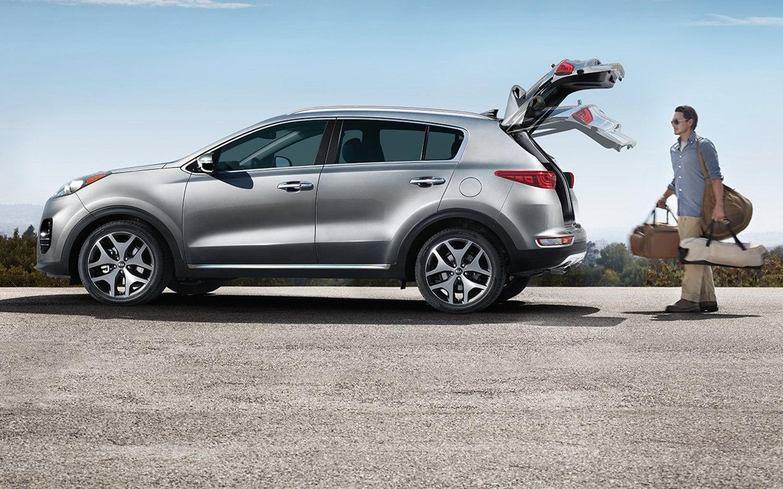 Comparison Subaru Forester Sport 2019 Vs Kia