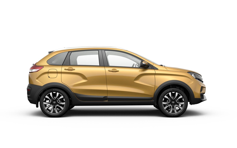 Comparison - Subaru Crosstrek 2.0i PZEV 2017 - vs - Lada ...