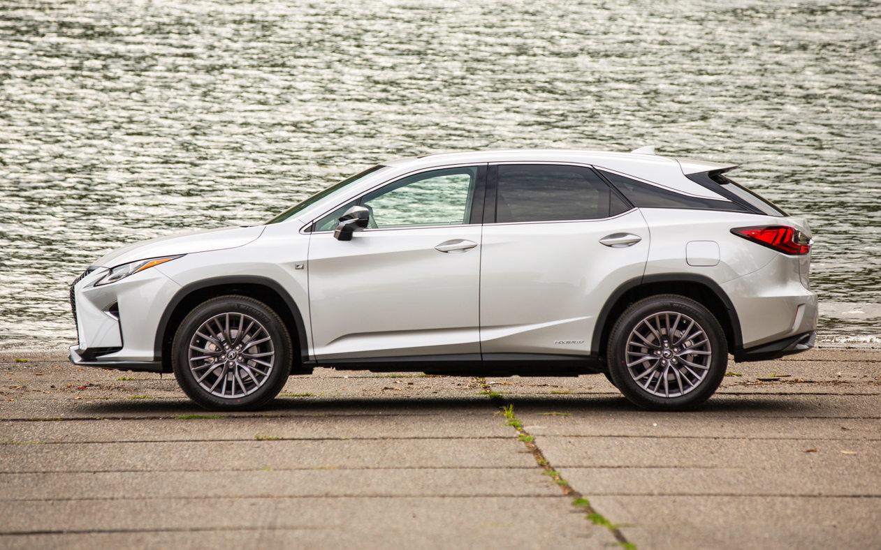 Comparison - Acura MDX Sport Hybrid 2019 - vs - Lexus RX ...