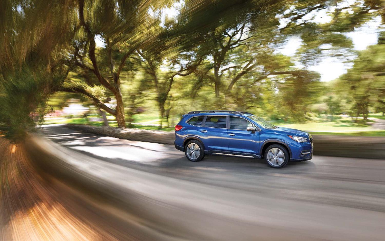 Comparison Subaru Ascent Premium 2019 Vs Bmw X5