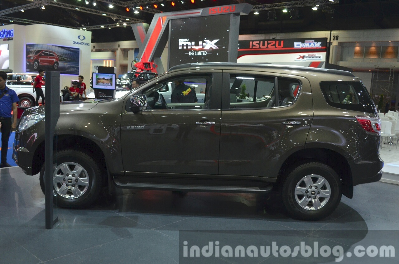 Comparison - Chevrolet TrailBlazer 2015 - vs - GMC Terrain ...