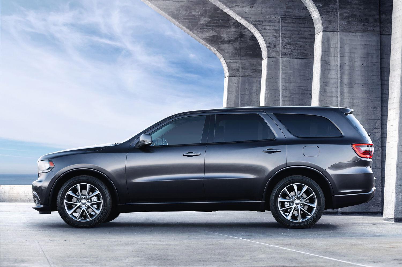 Comparison Dodge Durango Citadel Suv 2015 Vs Ford