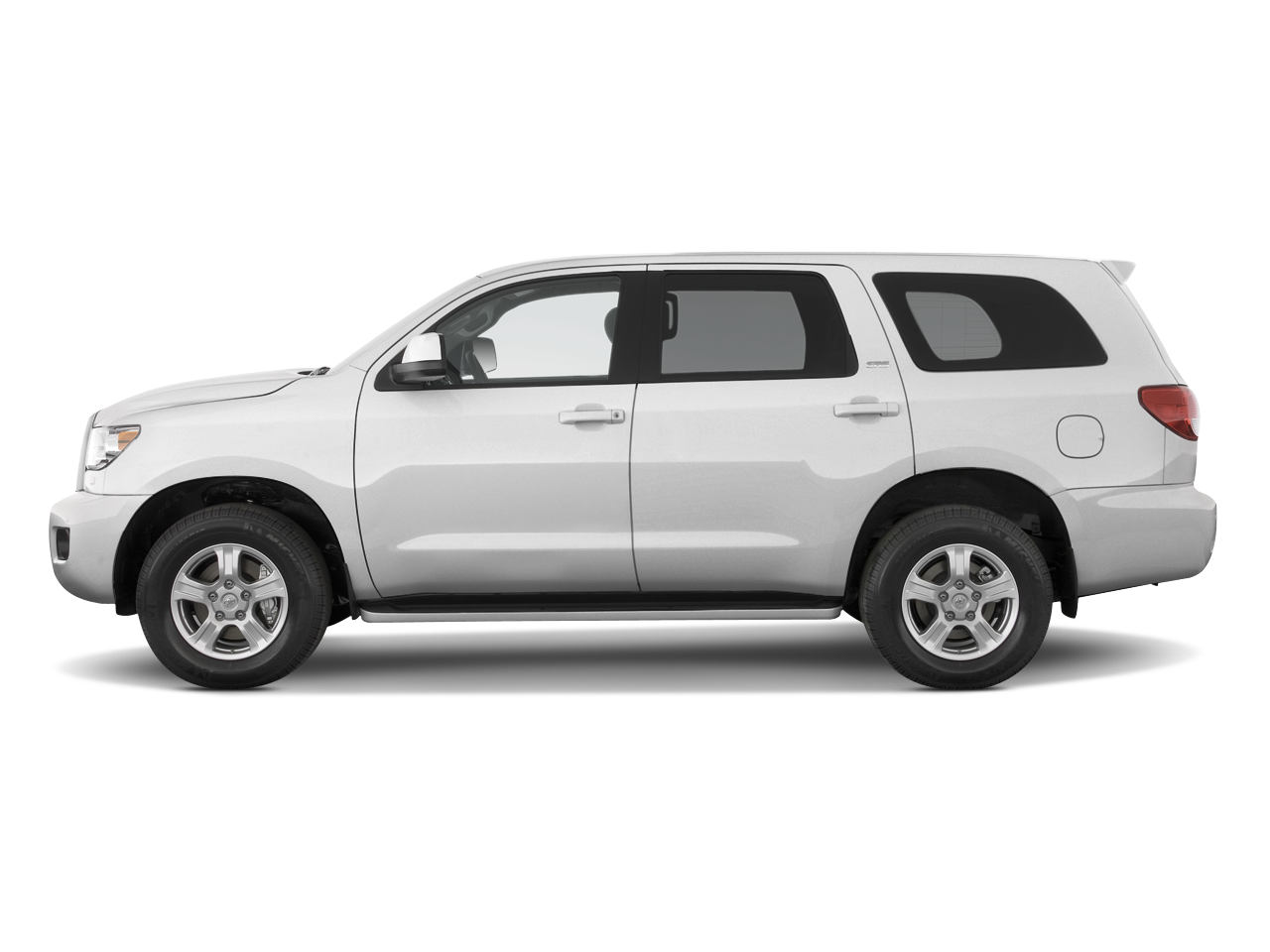 parison Toyota Sequoia Limited 2015 vs Subaru