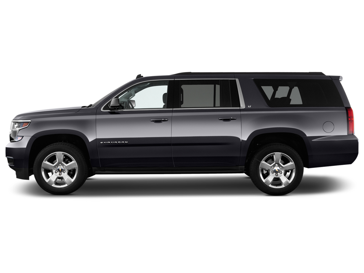 Chevrolet Tahoe 2019 >> Comparison - Chevrolet Suburban SUV 2016 - vs - Cadillac Escalade Luxury 2016 | SUV Drive