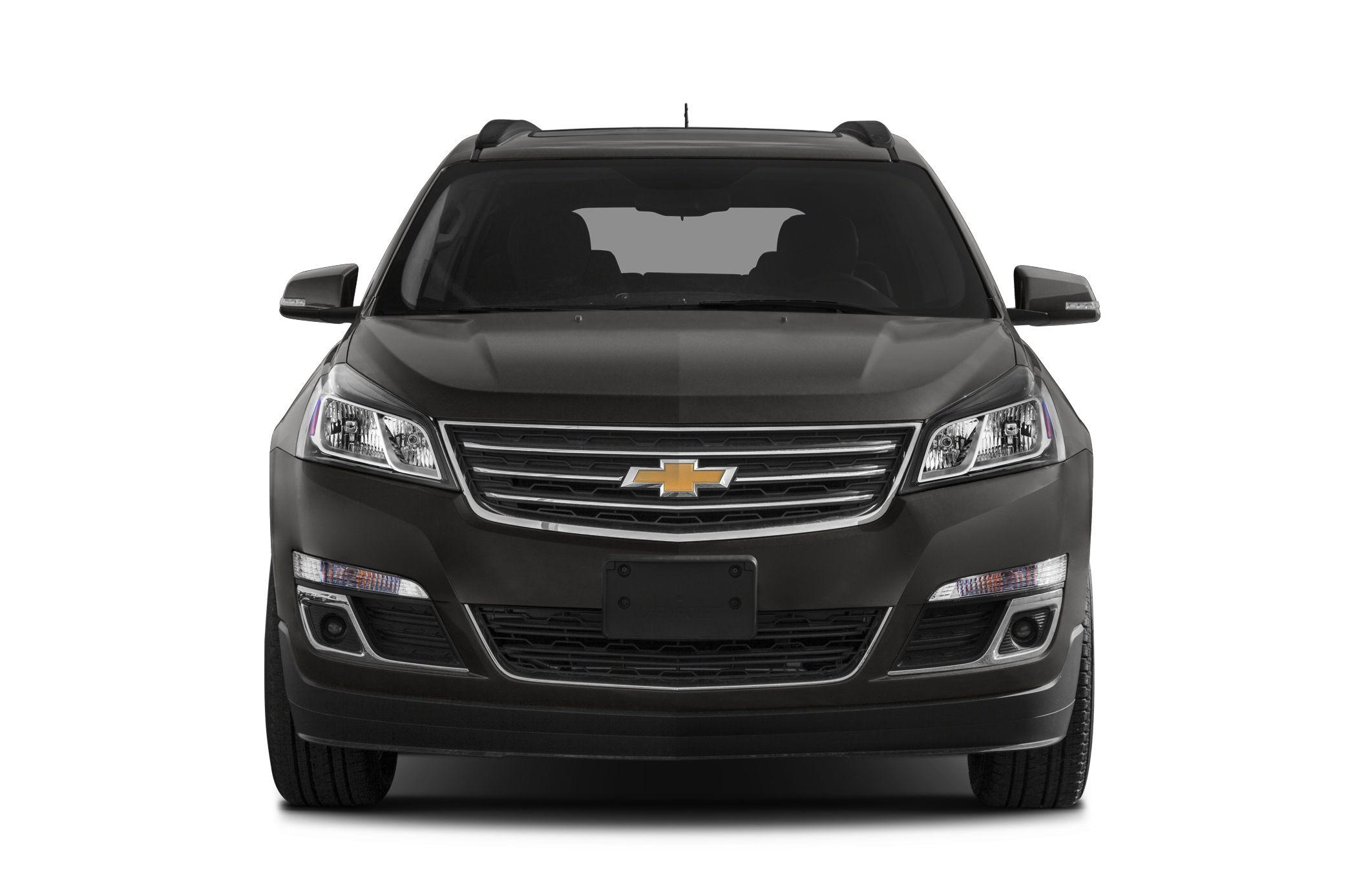 parison Chevrolet Traverse SUV 2015 vs Chevrolet