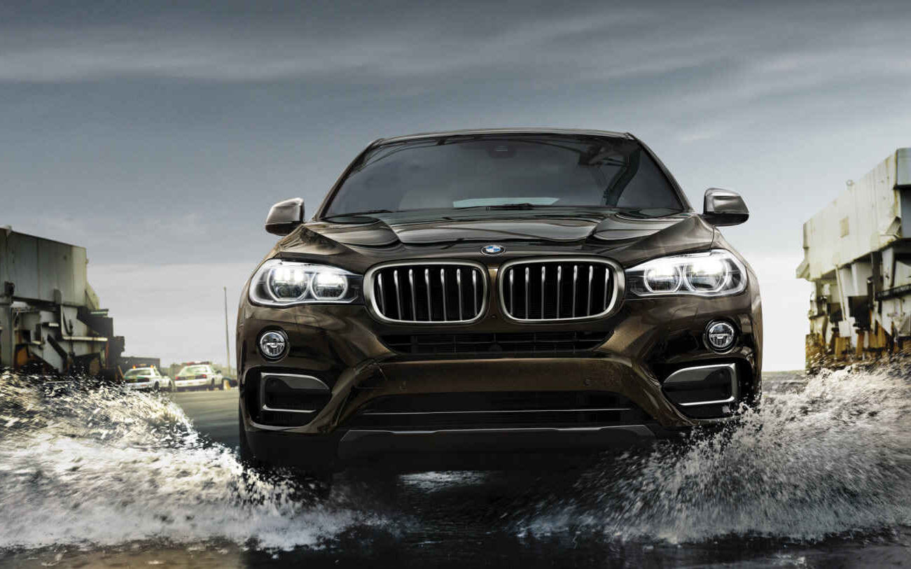 Comparison Bmw X6 Xdrive50i 2017 Vs Mercedes Benz Gl