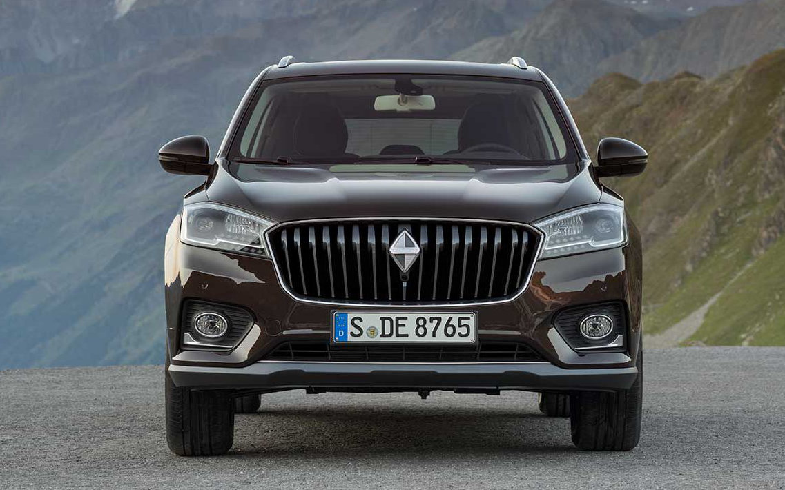 Borgward Bx7 Price >> Comparison - Borgward BX7 2017 - vs - BYD Tang 2016 | SUV Drive