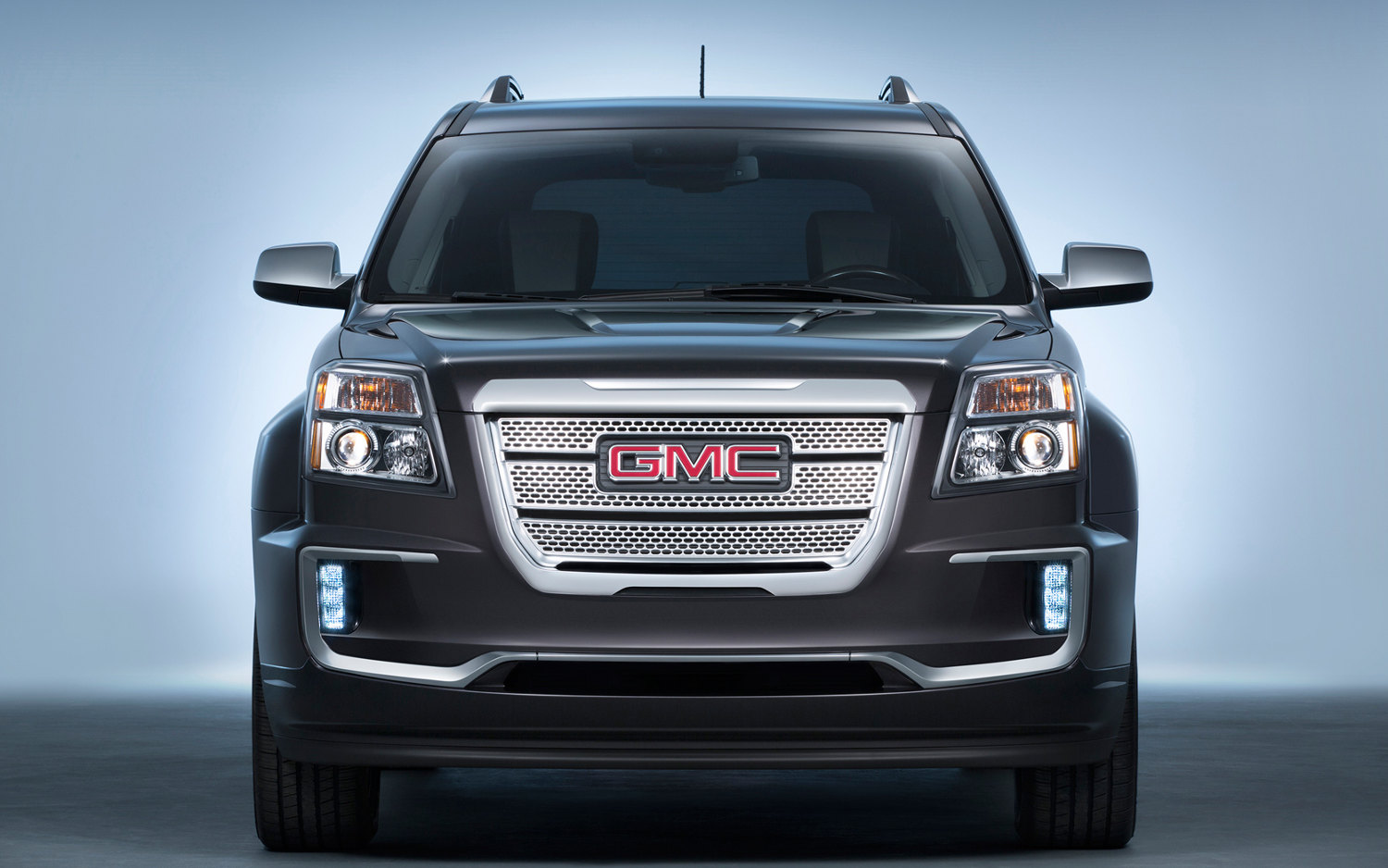 Comparison Gmc Terrain Denali 2017 Vs Cadillac