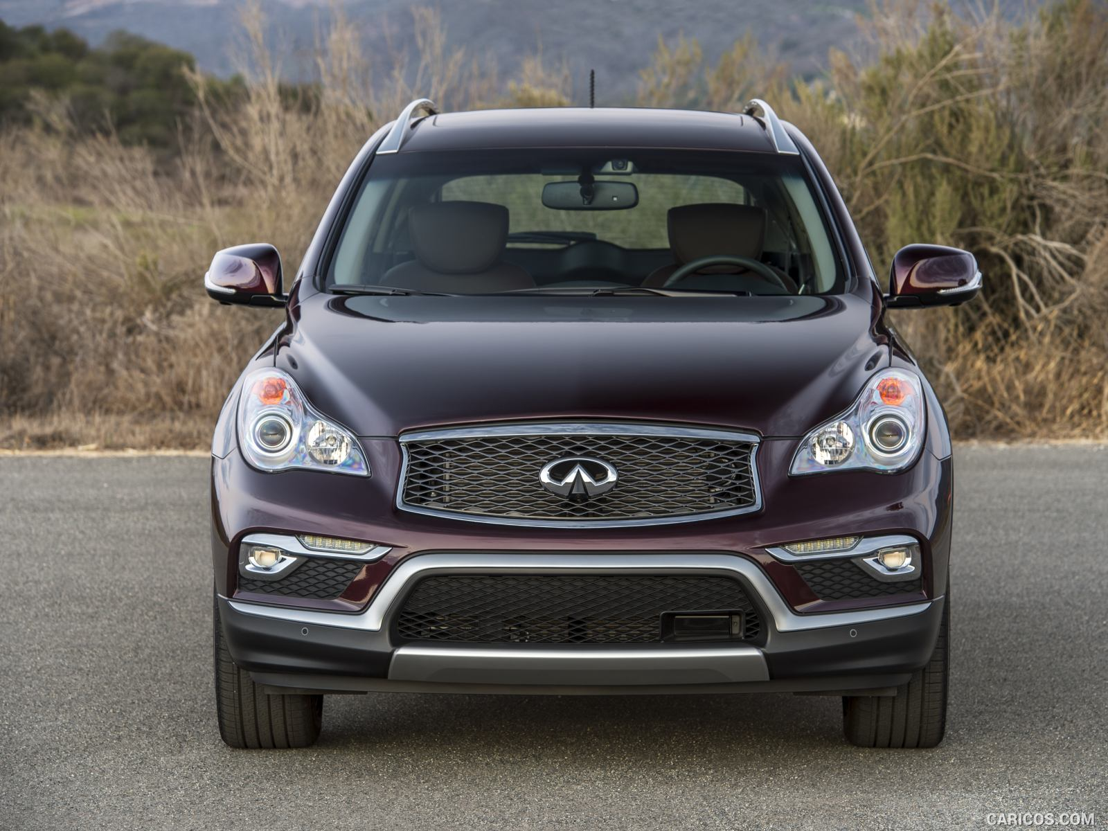 carsdirect reviews review infinity infiniti cdc interior
