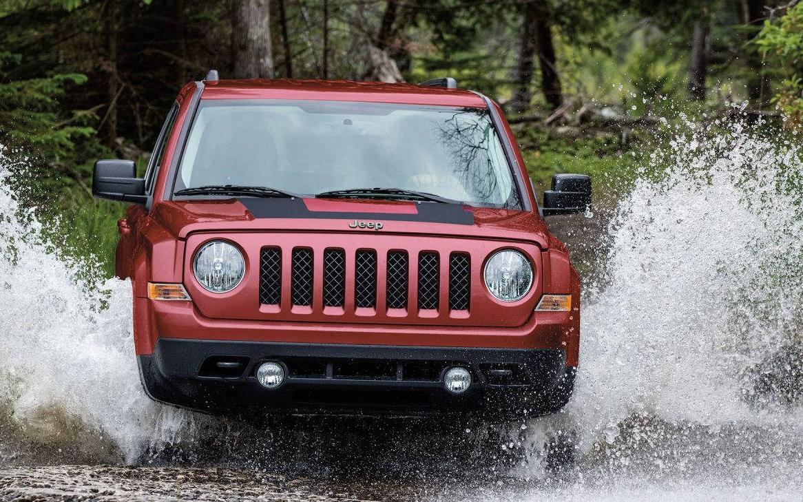 jeep patriot high altitude edition 2017 suv drive. Black Bedroom Furniture Sets. Home Design Ideas