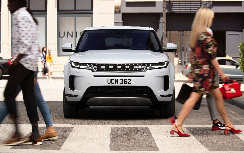 Comparison - Land Rover Range Rover Evoque HSE 2020 - vs ...
