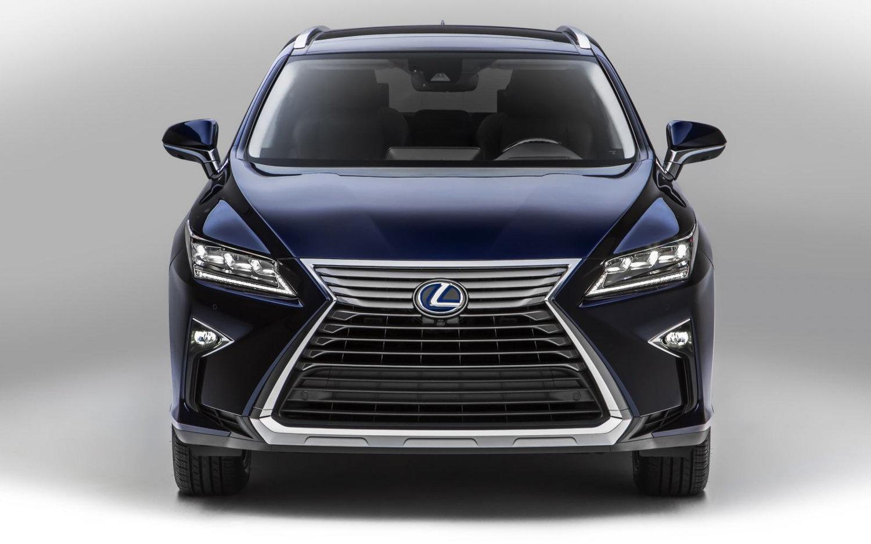 Used Lexus Gx >> Comparison - Lexus RX 450h 2017 - vs - Lexus GX 460 Luxury 2017 | SUV Drive