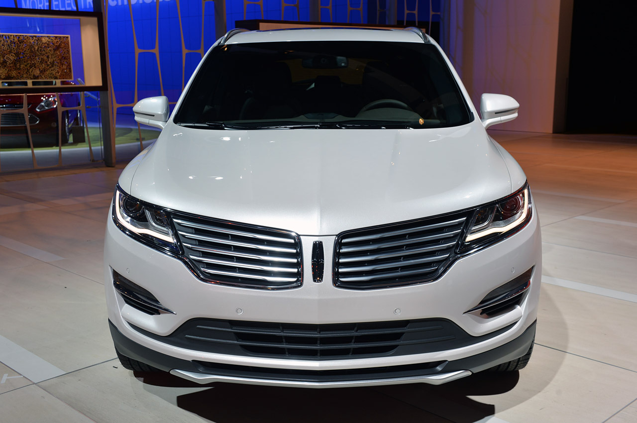 2017 Lincoln Mkc Select >> Lincoln MKC SUV 2015 | SUV Drive