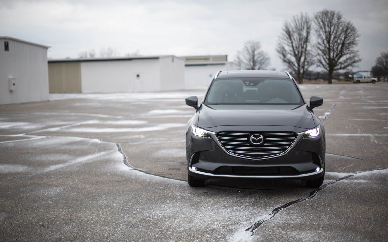 Best Suv For The Money >> Comparison - Mazda CX-9 Grand Touring 2018 - vs - Nissan ...