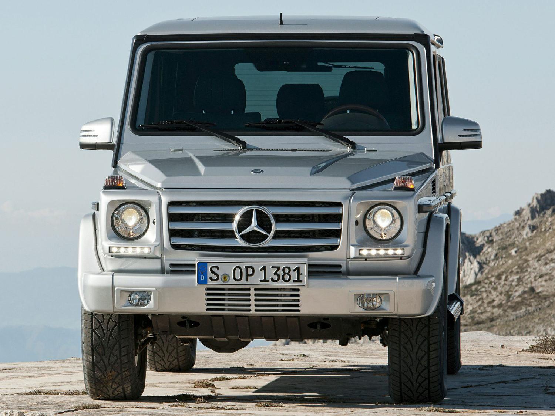 Mercedes benz g class g550 2015 suv drive for Mercedes benz suv g class