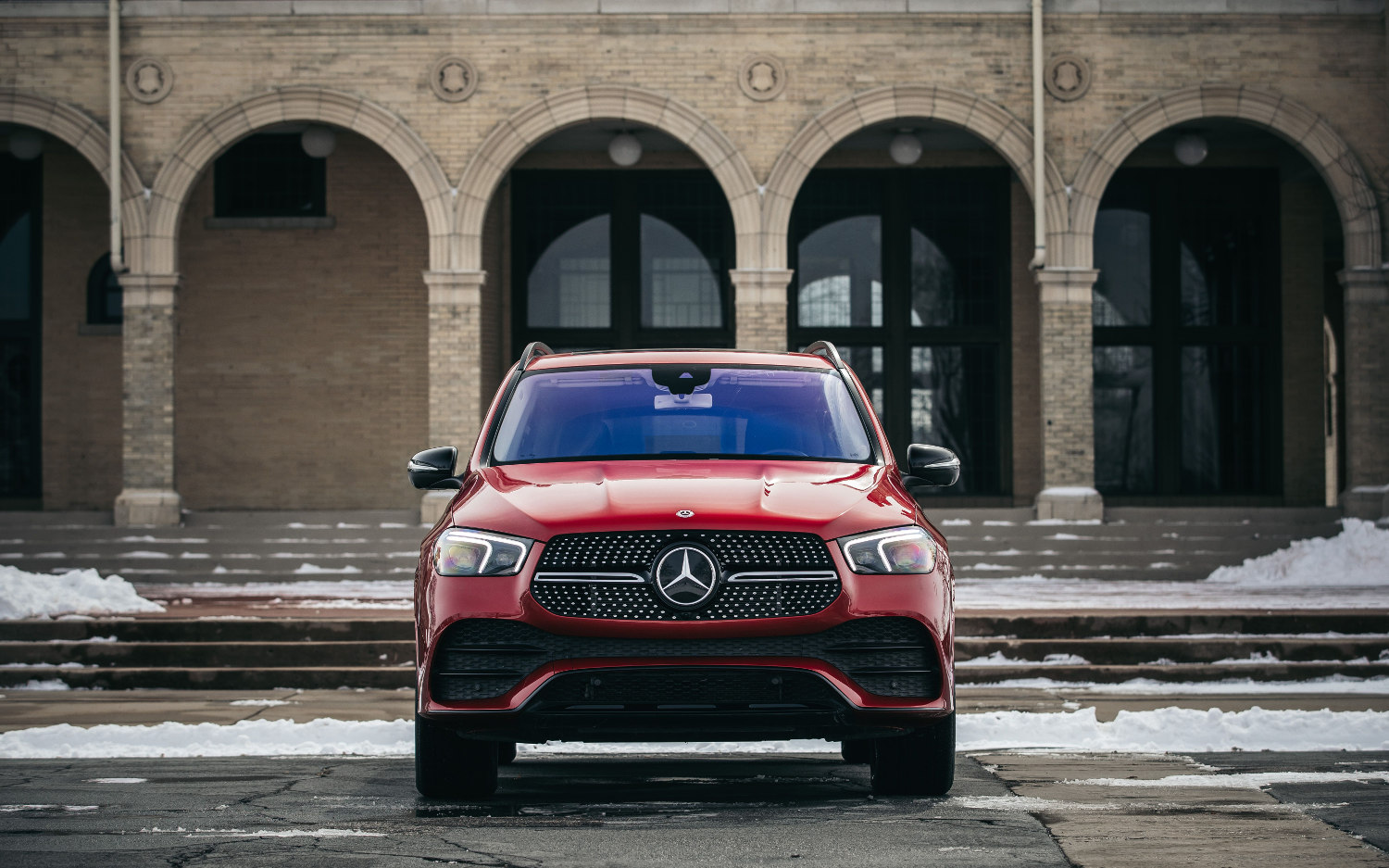 comparison - mercedes-benz gle-class gle 450 4matic 2020 - vs