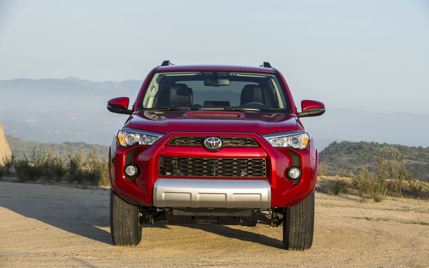 Comparison toyota 4runner limited 2017 vs volkswagen 2017 toyota 4runner sr5 premium interior