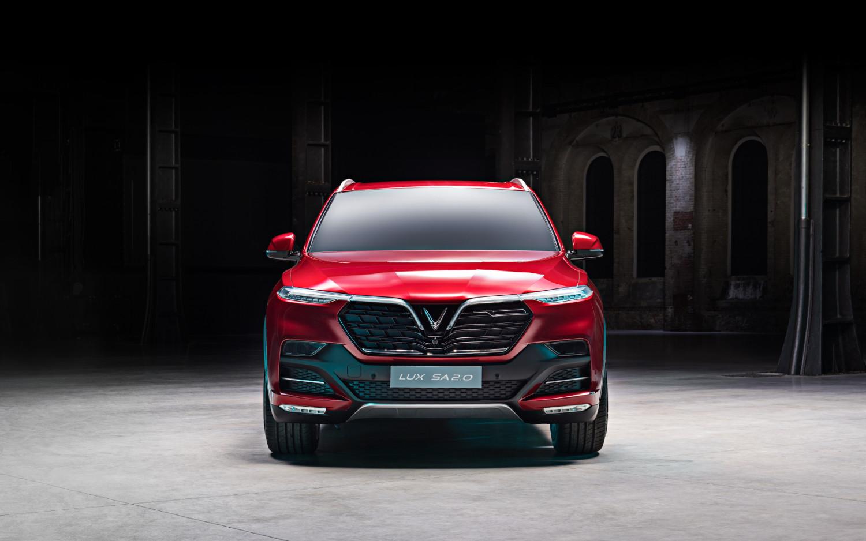 Vinfast Lux Sa 2 0 2019 Suv Drive