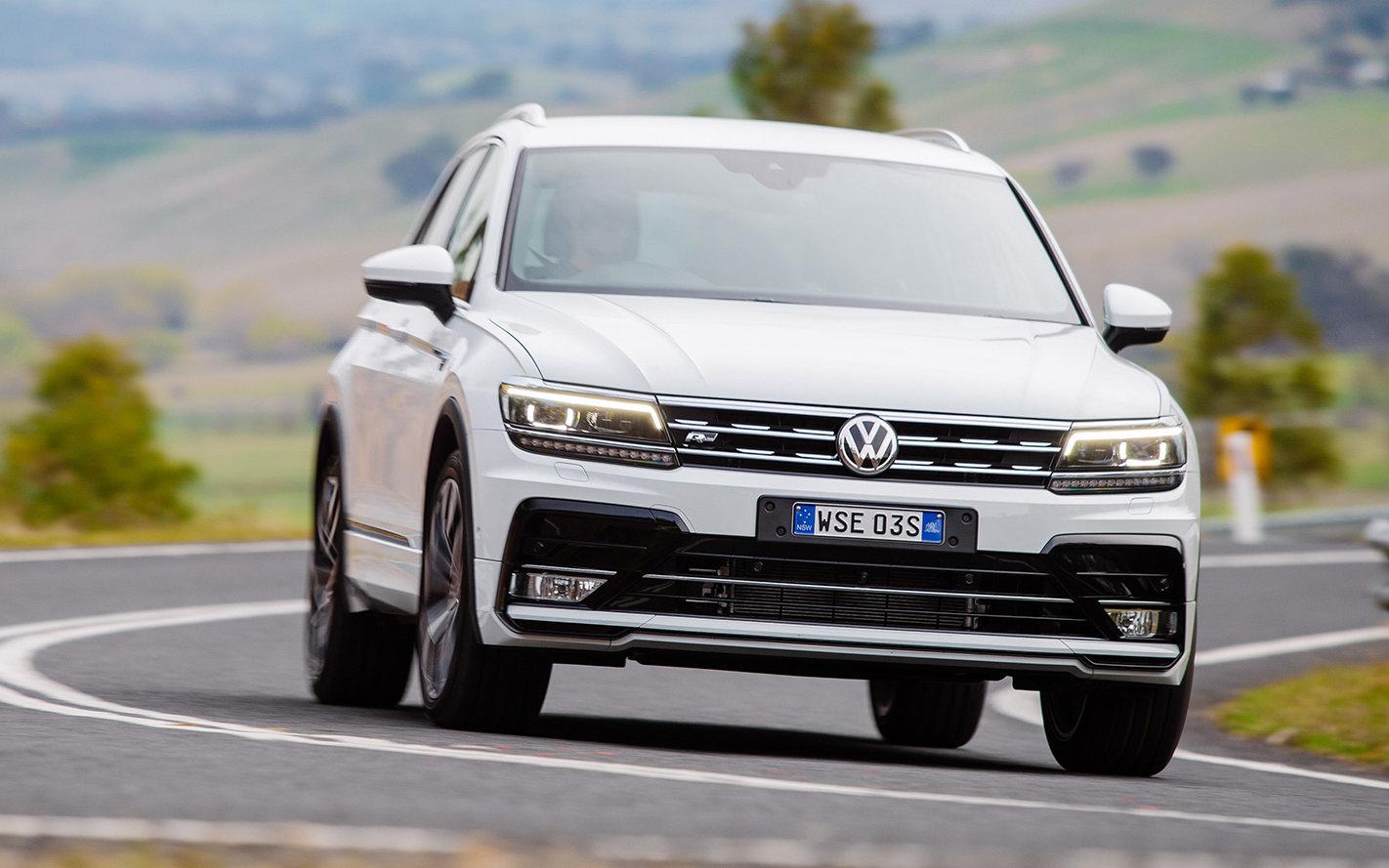 Comparison - Volkswagen Tiguan SEL 2017 - vs - Volkswagen Atlas SEL 2018 | SUV Drive