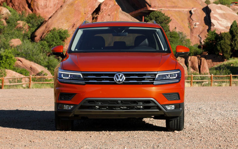 Comparison Volkswagen Tiguan Sel 4motion 2018 Vs