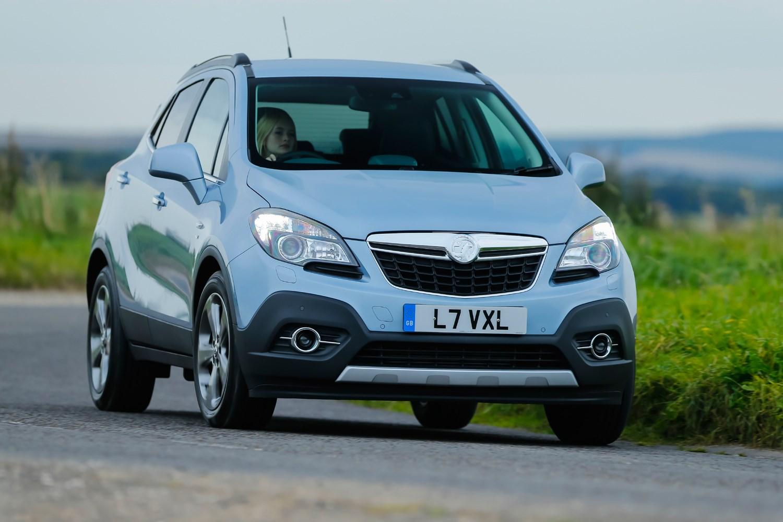 Vauxhall Mokka 1 7 Cdti 2014 Suv Drive